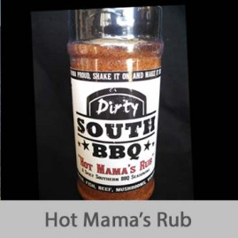 Hot Mama's Rub